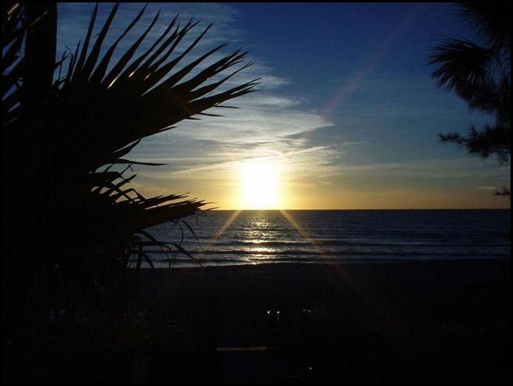 En güzel güneş batımı esimler