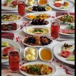 En güzel iftar sofraları
