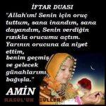 En güzel iftar sözleri facebook