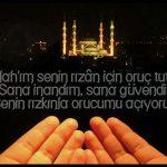 İftar duaları