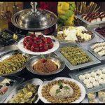 Iftar menüsü görüntüleri
