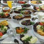 Iftar menüsü resimleri