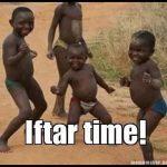 Komik iftar ramazan