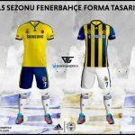 Fenerbahçe forma