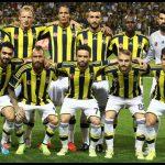 Fenerbahçe resimli kadro