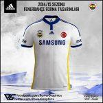 Fenerbahçe yeni forma