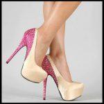 Yüksek Platform Topuklu Ayakkabı Modelleri