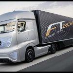 Mercedes Future Truck 2025 Resimleri