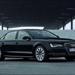 Audi A8 Resimleri