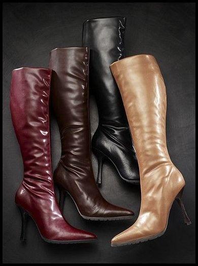 Kışlık bayan ayakkabı ve bot modelleri