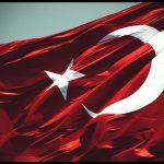 Türk bayrağı atatürk