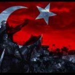 Türk bayrağı istiklal marşı