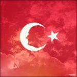 Türk bayrağı kemal atatürk