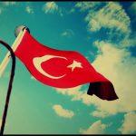 Türkiye bayrağı flama