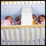İkiz bebek yatak tasarımları