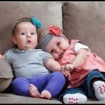 İkiz Bebek Resimleri