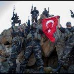 Özel harekat türk bayrağı