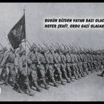 Türk askeri şiir