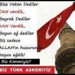 Türk askeri sloganları