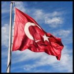 Türk bayrağı instagram
