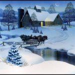 Kar Manzarası Resimleri