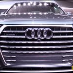 Audi Q7 Resimleri