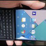 Blackberry Priv Resimleri
