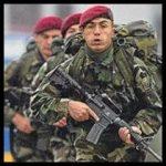 Bordo bereli türk askeri