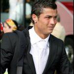 Cristiano takım elbise