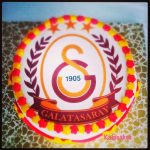 Galatasaray doğum günü pastası