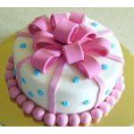 Hediye doğum günü pastası