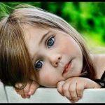 Kız çocuğu face profil