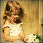Kız çocuğu fotoğrafları