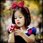 Kız çocuğu güzel