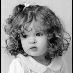 Kız çocuğu tatlı