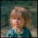 Köylü kız çocuğu