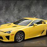 Sarı araba resimleri indir