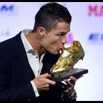 Cristiano ronaldo altın ayakkabı