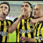 Fenerbahçe alex gol resimleri