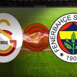 Galatasaray Fenerbahçe Maçı Resimleri