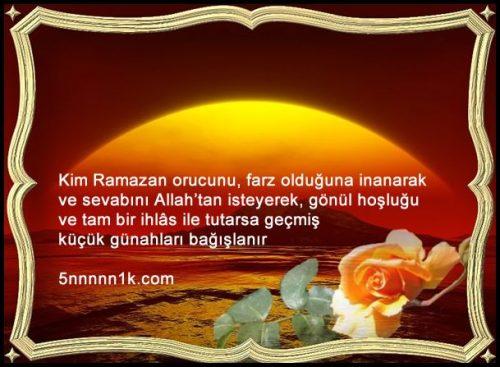 Ramazan sözleri resimleri