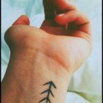 Bilek için dövme
