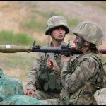 Kadın türk askeri resimleri