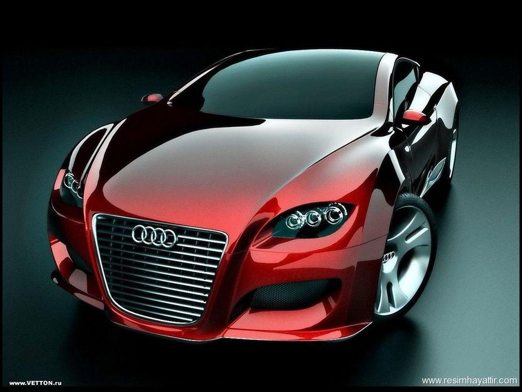 Audi spor araba resimleri