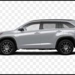 Beyaz profil araba resmi