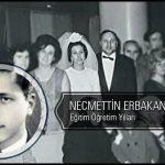 Erbakan ailesi resimleri