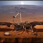 İnsight İnsansız Uzay Aracı & Mars Resimleri