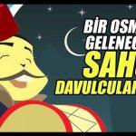 Osmanlı ramazan davulcusu