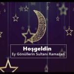 Hoşgeldin ramazan resimleri