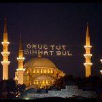 Ramazan cami resimleri